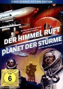 Der Himmel ruft / Planet der Stürme, 2 DVDs