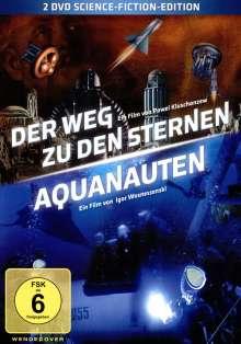 Der Weg zu den Sternen / Aquanauten, 2 DVDs
