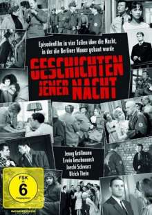 Geschichten jener Nacht, DVD