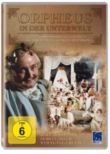 Orpheus in der Unterwelt (1973), DVD