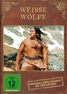 Weisse Wölfe, DVD