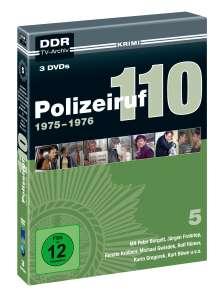 Polizeiruf 110 Box 5, 3 DVDs