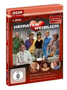 Heiraten Weiblich, DVD