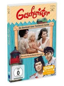 Geschwister - Die Abenteuer einer Patchwork-Familie, DVD