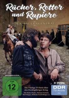 Rächer, Retter und Rapiere - Der Bauerngeneral, 3 DVDs