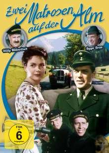 Zwei Matrosen auf der Alm, DVD