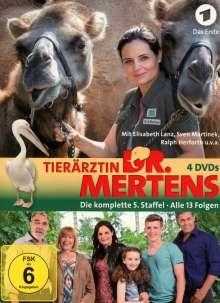 Tierärztin Dr. Mertens Staffel 5, 4 DVDs