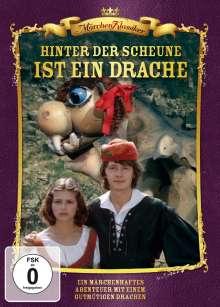 Hinter der Scheune ist ein Drache, DVD