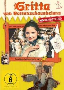 Gritta von Rattenzuhausbeiuns, DVD