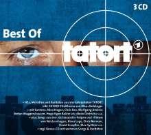 Filmmusik: Best Of Tatort, 3 CDs