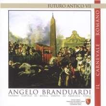 Angelo Branduardi: Futuro Antico VII - Il Carnevale Romano, CD