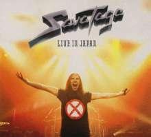 Savatage: Live In Japan (2011 Edition), CD