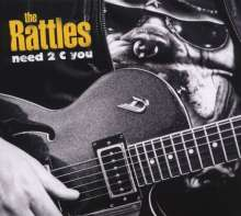 The Rattles: Need 2 C You, CD
