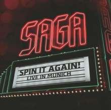 Saga: Spin It Again!  Live In Munich 2012, 2 CDs