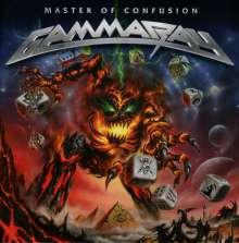 Gamma Ray (Metal): Master Of Confusion, CD