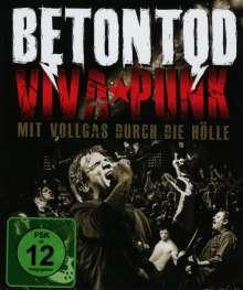 Betontod: Viva Punk: Mit Vollgas durch die Hölle, Blu-ray Disc