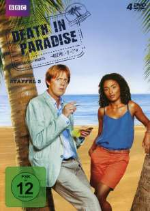 Death in Paradise Staffel 3, 4 DVDs