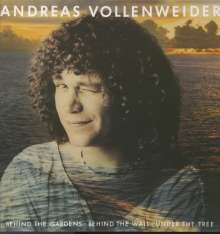 Andreas Vollenweider: Behind The Gardens - Behind The Wall - Under The Tree (remastered), LP