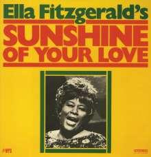 Ella Fitzgerald (1917-1996): Sunshine Of Your Love (180g), LP