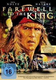 Farewell to the King, DVD