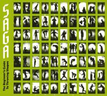 Saga: The Beginner's Guide To Throwing Shapes (2015 Edition), CD
