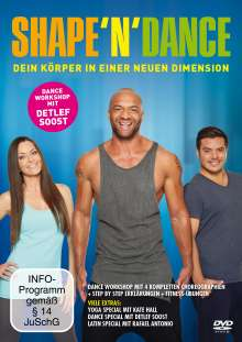 Shape 'n' Dance, DVD