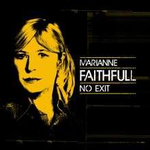 Marianne Faithfull: No Exit: Live 2014, 1 CD und 1 DVD