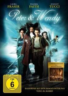 Peter & Wendy, 1 DVD und 1 CD