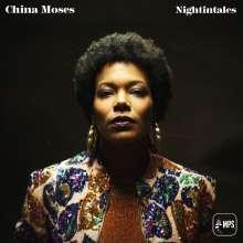 China Moses (geb. 1978): Nightintales (180g), LP