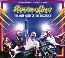 Status Quo: The Last Night Of The Electrics, 2 CDs