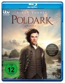 Poldark Staffel 1 (Blu-ray), 2 Blu-ray Discs