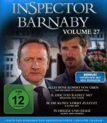 Inspector Barnaby Vol. 27 (Blu-ray), 2 Blu-ray Discs