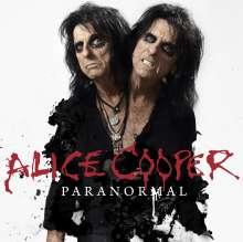 Alice Cooper: Paranormal (Limited-Box-Set), 2 CDs und 1 T-Shirt