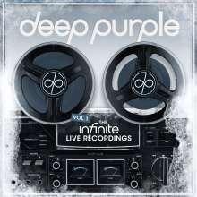 Deep Purple: The inFinite Live Recordings Vol. 1, 3 LPs