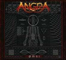 Angra: Omni, CD