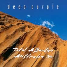 Deep Purple: Total Abandon - Australia '99 (180g) (Limited Numbered Edition), 2 LPs und 1 CD
