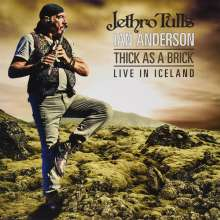 Jethro Tull's Ian Anderson: Thick As A Brick: Live In Iceland (180g) (Limited-Numbered-Edition), 3 LPs und 2 CDs