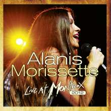 Alanis Morissette: Live At Montreux 2012 (180g) (Limited Numbered Edition), 2 LPs und 1 CD