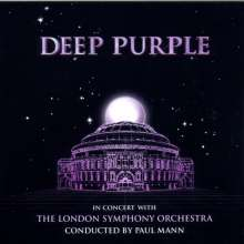 Deep Purple: Live At The Royal Albert Hall (180g) (Limited Numbered Edition), 5 LPs