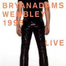 Bryan Adams: Wembley 1996 Live (180g) (Limited-Numbered-Edition) (White Vinyl), 3 LPs