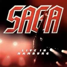 Saga: Live In Hamburg (180g), 2 LPs