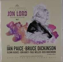 Jon Lord (1941-2012): Celebrating Jon Lord - The Rock Legend Vol.1, LP