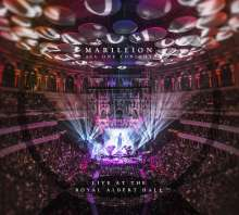 Marillion: All One Tonight: Live At The Royal Albert Hall, 2 CDs