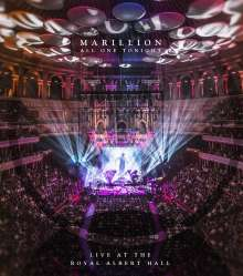 Marillion: All One Tonight: Live At The Royal Albert Hall, 2 Blu-ray Discs