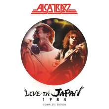 Alcatrazz: Live In Japan 1984 (Complete Edition), 3 CDs