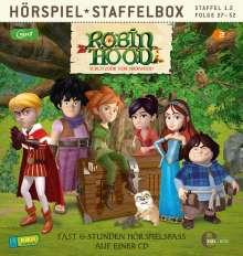 Staffelbox (Staffel 1.2, Folge 27-52), MP3-CD