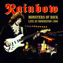 Rainbow: Monsters Of Rock: Live At Donington 1980 (180g) (Limited Numbered Edition), 2 LPs und 1 CD