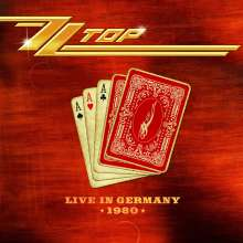 ZZ Top: Live In Germany 1980 (180g) (Limited Edition), 2 LPs