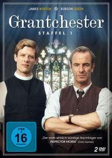 Grantchester Staffel 1, 2 DVDs