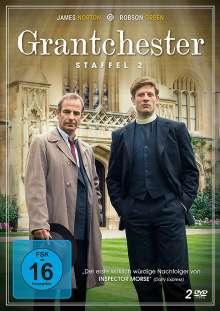 Grantchester Staffel 2, 2 DVDs
